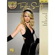 Taylor Swift : Guitar Play-along Volume 133, 9781617803376  