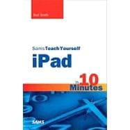 Sams Teach Yourself Ipad in 10 Minutes, 9780672333378  
