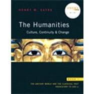 Humanities, The: Culture, Continuity, and Change, Book 1 Reprint (with MyHumanitiesKit Student Access Code Card)