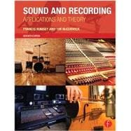 Sound and Recording: Applications and Theory,9780415843379