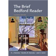The Brief Bedford Reader,9780312613389