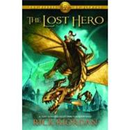 The Heroes of Olympus, Book One: The Lost Hero, 9781423113393  