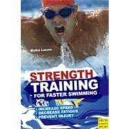 Strength Training for Faster Swimming, 9781841263397