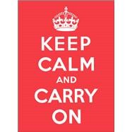 Keep Calm and Carry on,9780740793400