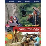 The Essence of Anthropology,9781111833442