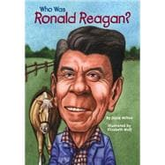 Who Was Ronald Reagan?,9780448433448