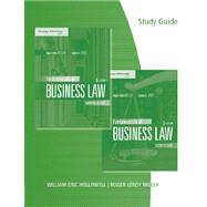 Study Guide for Miller/Jentz's Fundamentals of Business Law: Summarized Cases, 8th