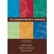 The Longman Writer's Companion (with MyCompLab)