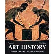 Art History Volume 1,9780205873487