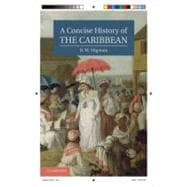 A Concise History of the Caribbean, 9780521043489  