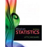 Mind On Statistics,9780538733489