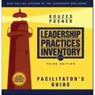 The Leadership Practices Inventory (LPI), 3e Facilitator's G..., 9781118103494