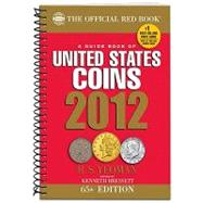 2012 Guide Book of United States Coins: Red Book, 9780794833497  