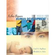 Life-Span Human Development With Infotrac,9780534553500