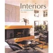 Interiors: text with Design CD-ROM,9780072483505
