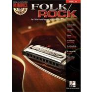 Folk/Rock : Harmonica Play-along Volume 4, 9781423423508  