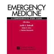 Emergency Medicine : A Comprehensive Study Guide,9780070653511