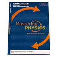 MasteringPhysics Student Access Kit for Physics for Scientists and Engineers,9780321683526