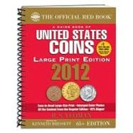 2012 Guide Book of United States Coins: Red Book, 9780794833527  