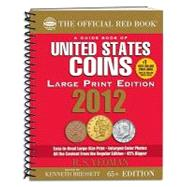 2012 Guide Book of United States Coins: Red Book,9780794833527
