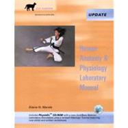 Human Anatomy & Physiology Laboratory Manual, Cat Version, Media Update with PhysioEx 4.0