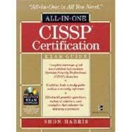 CISSP Certification: All-in-One Exam Guide. Text with CD-Rom for Macintosh and Windows