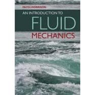 An Introduction to Fluid Mechanics,9781107003538