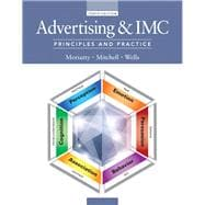 Advertising & IMC Principles and Practice Plus 2014 MyMarketLab with Pearson eText -- Access Card Package