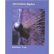 Intermediate Algebra With Study Smart, and Infotrac (Book with CD-ROM),9780534453541