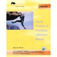Human Anatomy & Physiology Laboratory Manual, Fetal Pig Version, Media Update With Physioex 4.0