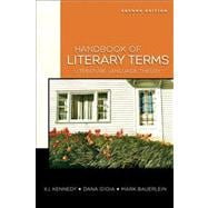 Handbook of Literary Terms: Literature, Language, Theory