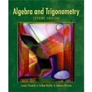 Algebra and Trigonometry (with Video Skillbuilder CD-ROM and CengageNOW, iLrn Homework Student Version, Personal Tutor with SMARTHINKING Printed Access Card)