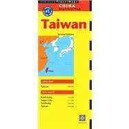 Periplus Travel Maps Taiwan: China Regional Map,9780794603588