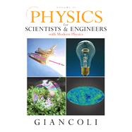 Physics for Scientists and Engineers Vol. 2 : With Modern Physics