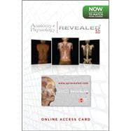 Student Access Card Anatomy &amp; Physiology Revealed Version 3.0