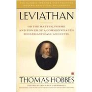 Leviathan : Or the Matter, Forme, and Power of a Commonwealt..., 9781416573609  