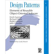 Design Patterns : Elements of Reusable Object-Oriented Softw..., 9780201633610