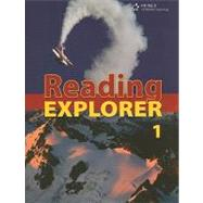 Reading Explorer 1 Explore Your World,9781424043620