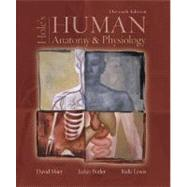 Hole's Human Anatomy and Physiology,9780073213644