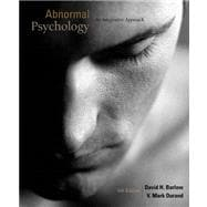 Abnormal Psychology : An Integrated Approach