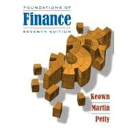 Foundations of Finance, 9780136113652  
