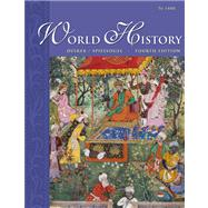 World History: To 1400 With Infotrac