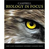 Campbell Biology in Focus Plus MasteringBiology with eText -- Access Card Package,9780321813664