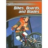 Bikes, Boards, And Blades, 9780836863666