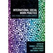 Cross-Cultural Social Work Practice : Case Studies from a Global Context,9780415783668