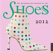 Shoes 2012 Mini Wall Calendar, 9780789323668