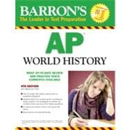 Barron's Ap World History,9780764143670
