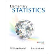 Elementary Statistics with Formula Card and Data CD,9780077573676