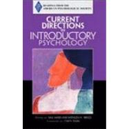 APS : Current Directions in Introductory Psychology,9780131523678