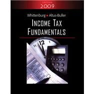 Income Tax Fundamentals 2009 (with TaxCut Tax CD-ROM)